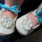 Küsschens Schuhe wieder wie neu